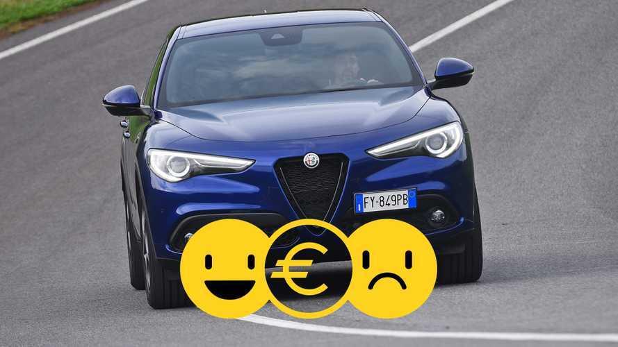 Promozione Alfa Romeo Stelvio Sprint, perché conviene e perché no