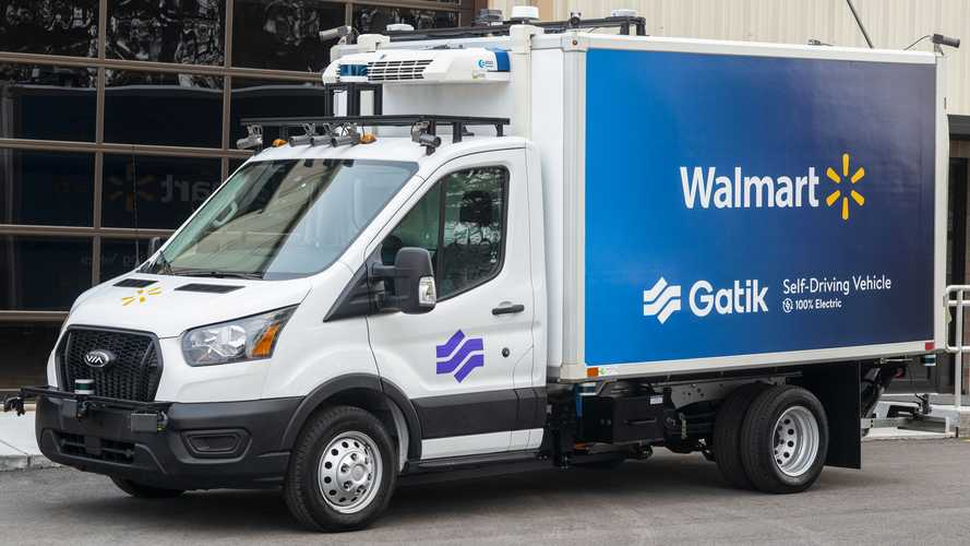Gatik Brings Electrification To Its Autonomous Trucking Efforts