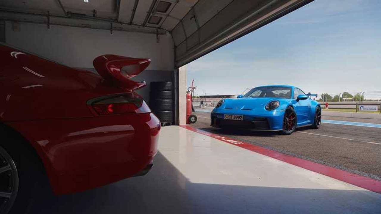 Nuova Porsche 911 GT3 (2021)