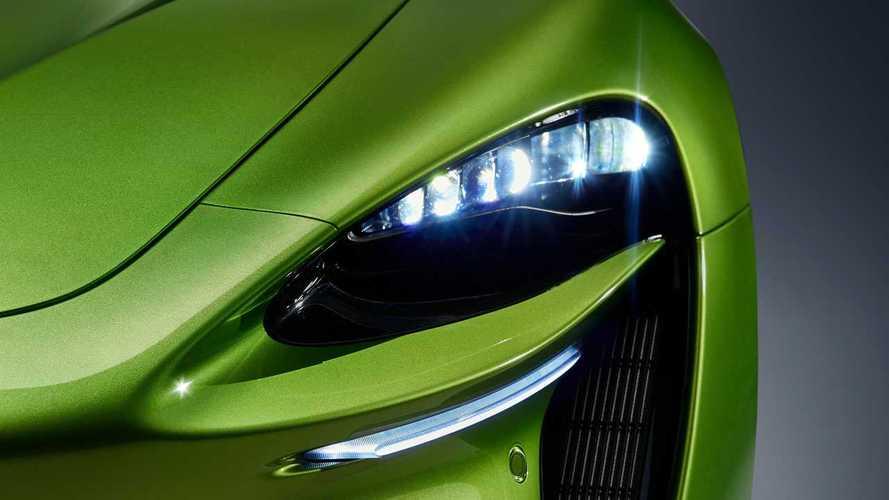 Имена будущих суперкаров McLaren раскрыли в патентных заявках