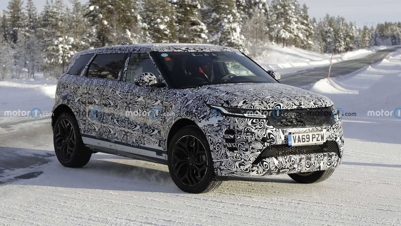 Land Rover Range Rover Evoque Long Wheelbase