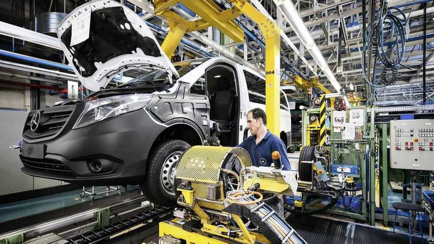Mercedes-Benz Vito e Vitoria. Storia di un furgone e la sua fabbrica