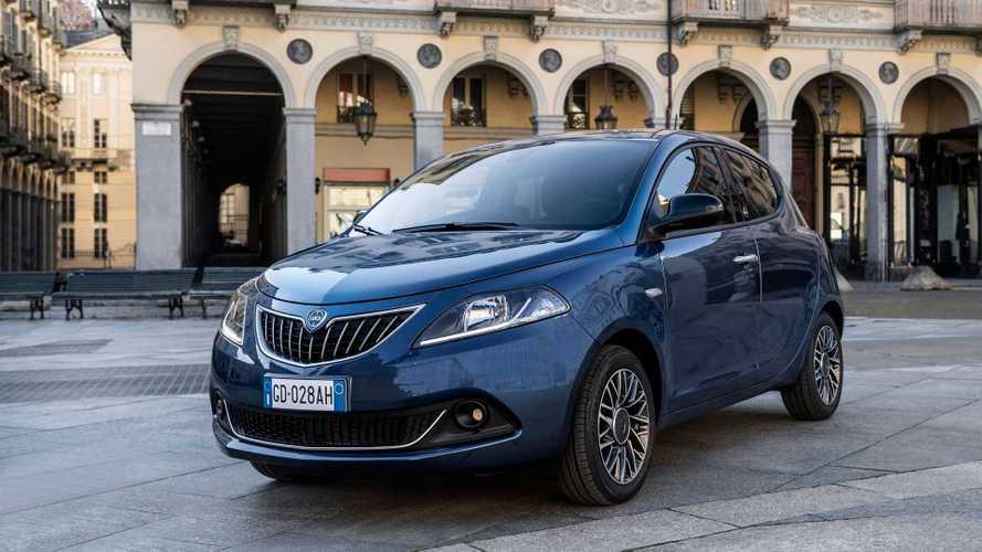 Lancia Ypsilon 2021: nuevo facelift para el utilitario italiano