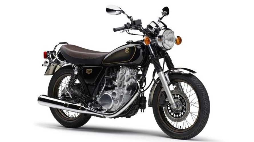 Yamaha Says Goodbye To The SR400 With A Year-Long Celebration