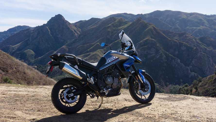 2021 Triumph Tiger 850 Sport Review: Basic Supreme