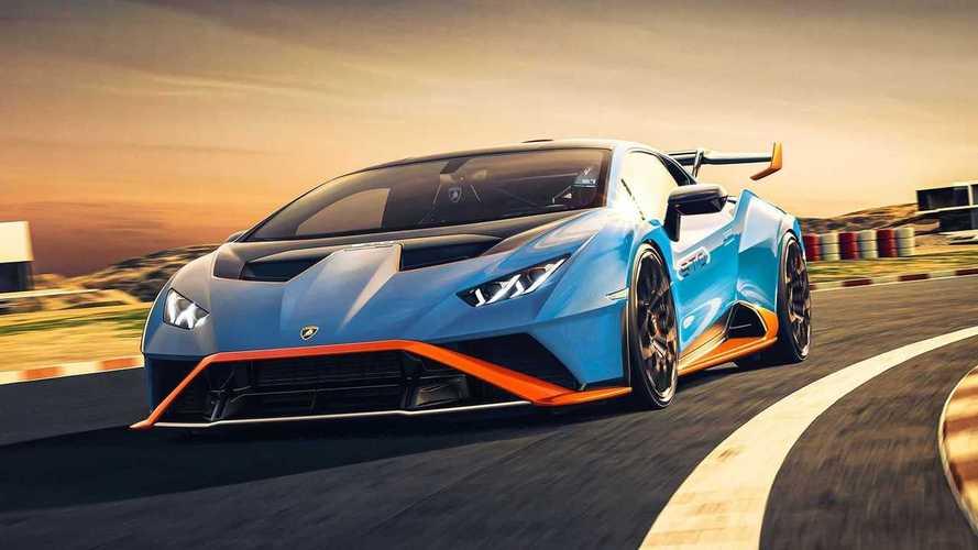 Lamborghini, le novità 2021
