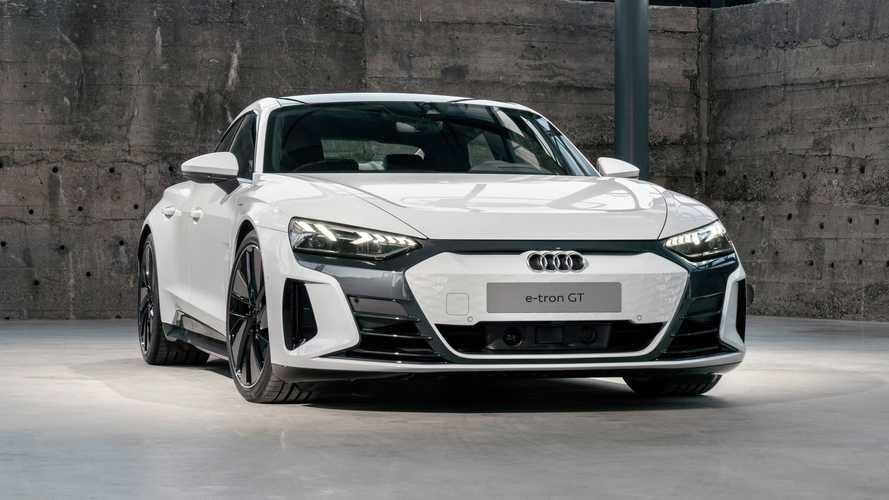 Voici les prix de l'Audi e-tron GT en France !
