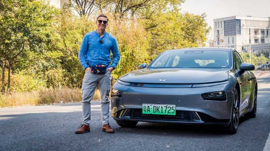 Reviewer Sees Xpeng P7 As The First And Only Tesla Model 3 Rival