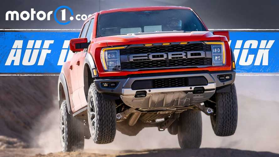 Video: Das ist der neue Ford F-150 Raptor (2021)