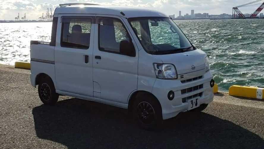 Daihatsu Hijet Deckvan en venta