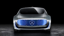 Mercedes F 015 Luxury in Motion concept