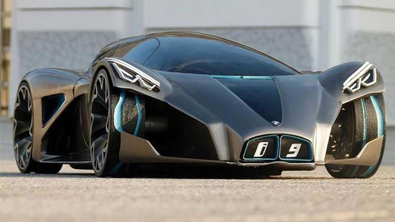 BMW i9 render