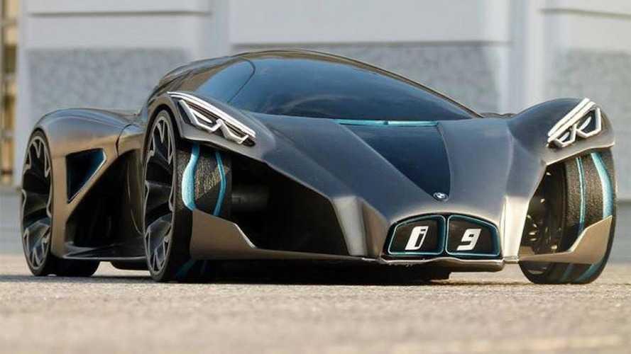 Mégis elkészülhet a sokak által várt BMW i9?