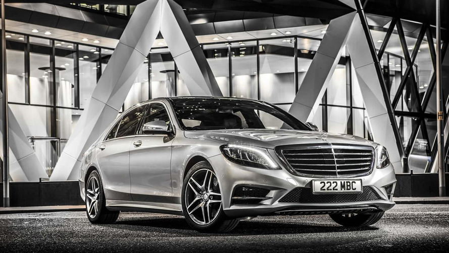 Mercedes-Benz S500 Plug-In Hybrid starts at £87,965