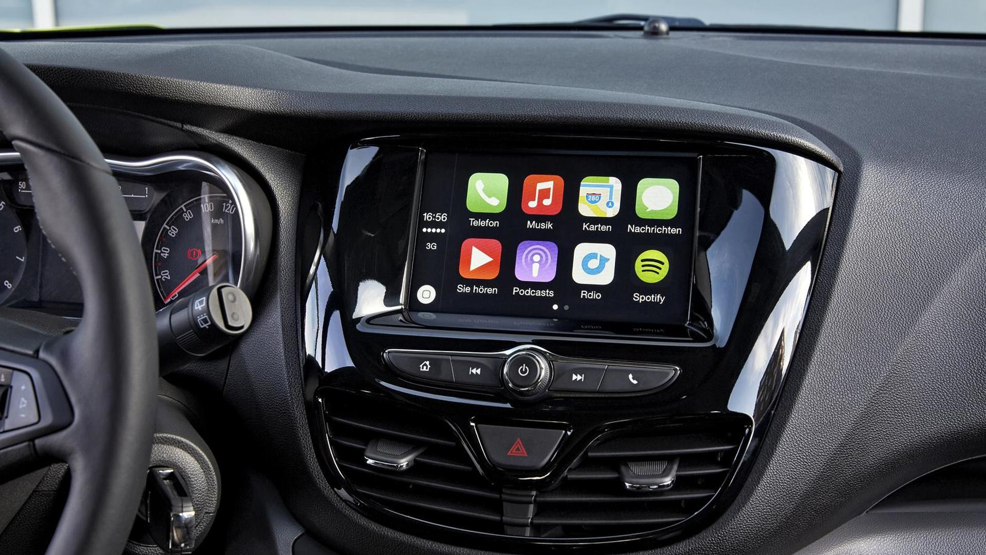 Android Auto and Apple CarPlay coming to select Opel models