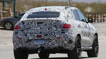 2016 Mercedes-Benz ML Coupe spy photo