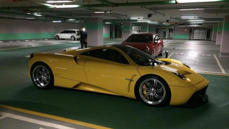 15 Year Old Boy Gets Brand New Pagani Huayra As A Birthday Gift