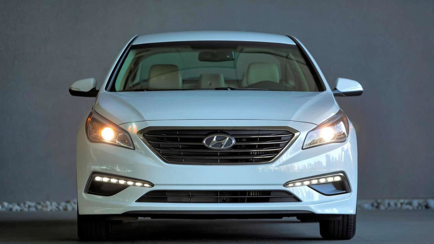 2015 Hyundai Sonata Eco announced, returns 32 mpg US combined