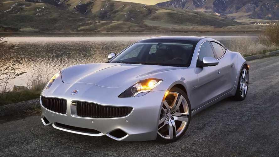 BMW to supply powertrain components to Karma Automotive