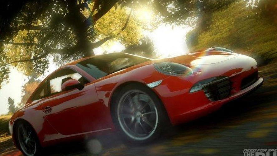 Need for Speed contest prize: A 2012 Porsche 911 Carrera S