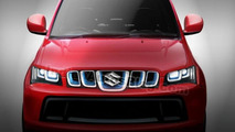 Suzuki Jimny concept rendered speculation, 800, 29.12.2011