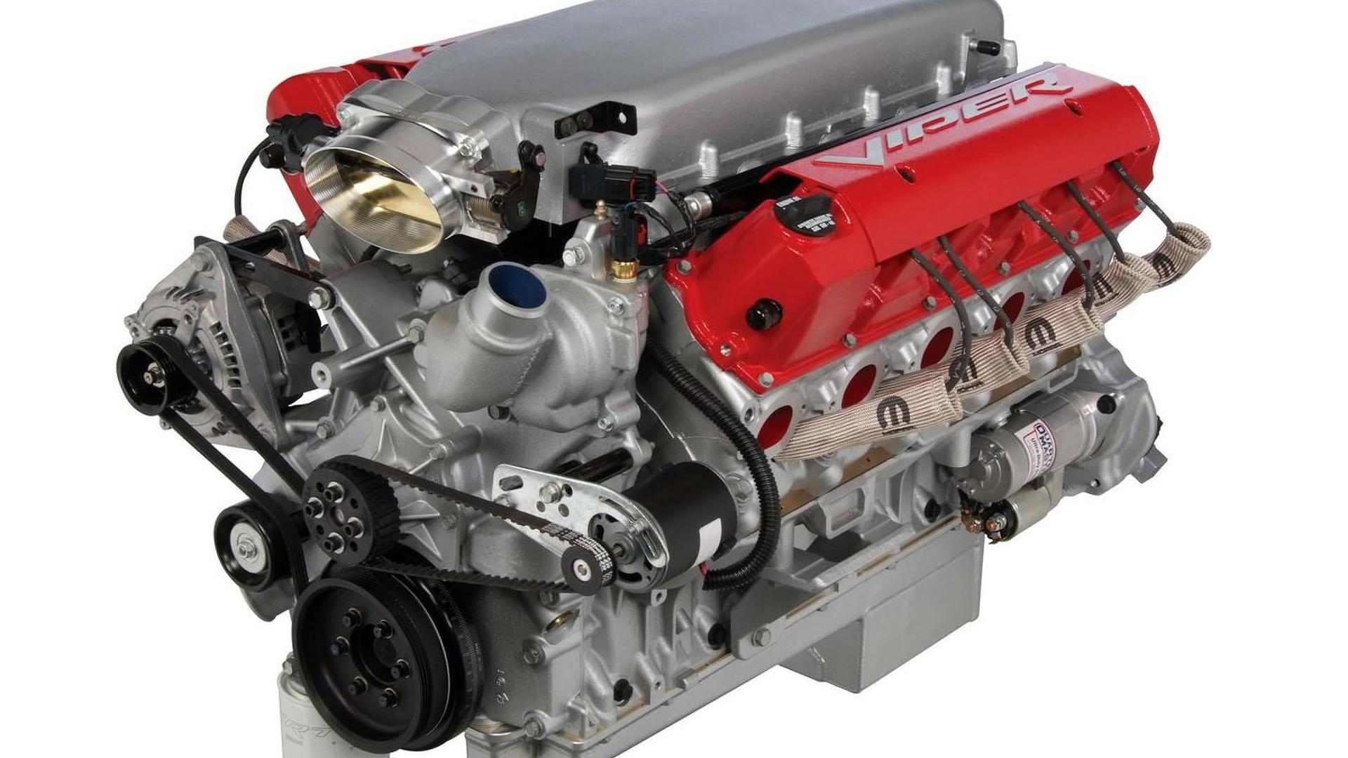 Mopar 8 4 Liter V10 Crate Engine With 800 Hp Introduced