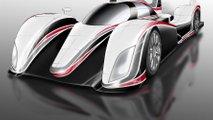 Toyota hybrid Le Mans racer 14.10.2011