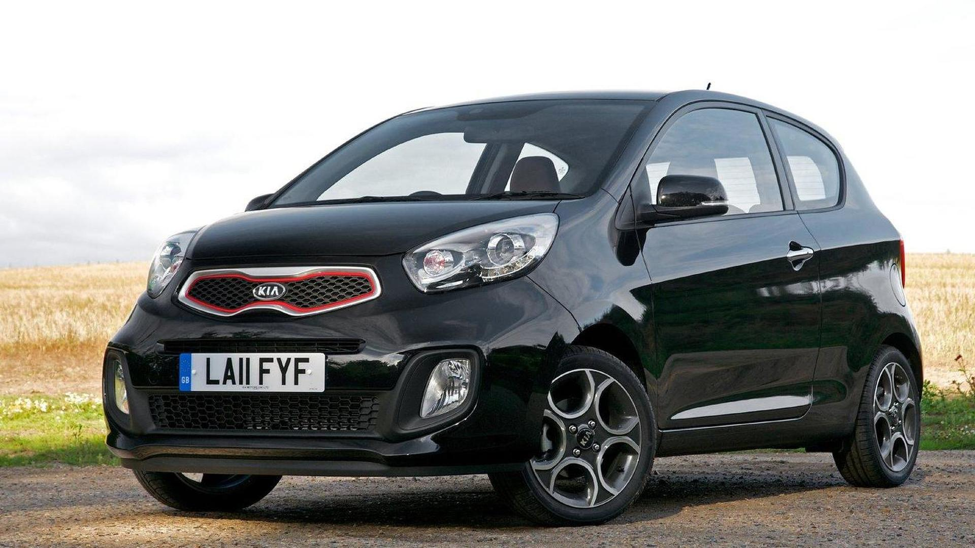 Verrassend 2013 Kia Picanto LPG to be revealed at Frankfurt Motor Show NR-43
