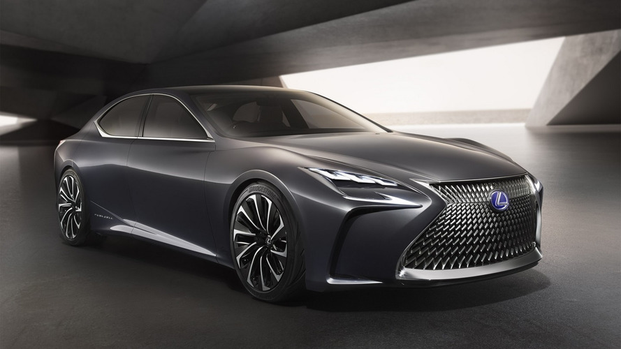 "2018 Lexus LS will have ""cool interior stuff"""