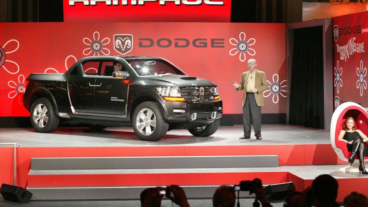2006 Dodge Rampage concept - 19.5.2011