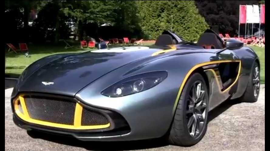 Vídeo: confira o ronco do motor do Aston Martin CC100 Speedster