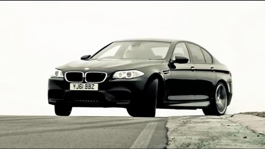 VÍDEO: Ouça o ronco do motor V8 biturbo do Novo BMW M5