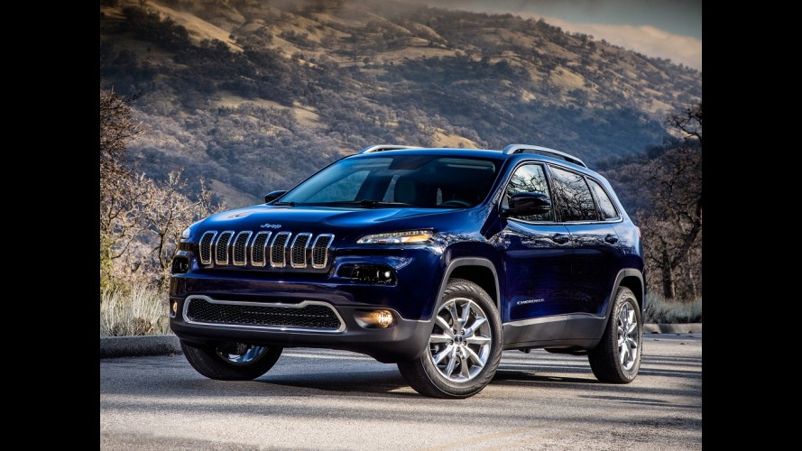 Novo Jeep Cherokee se chamará Zi You Guang na China