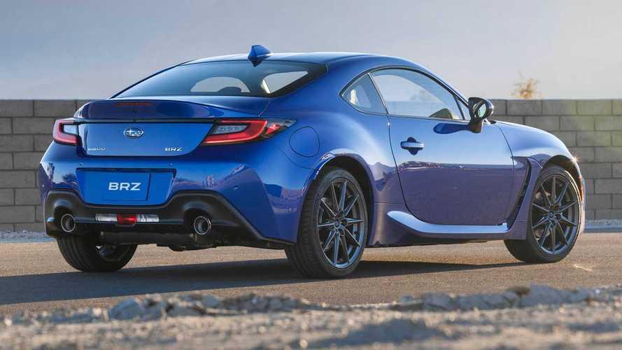 Nuova Subaru BRZ, il sound del motore nel video
