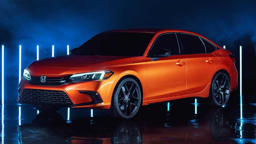 La nuova Honda Civic svela il suo volto col prototipo della Sedan