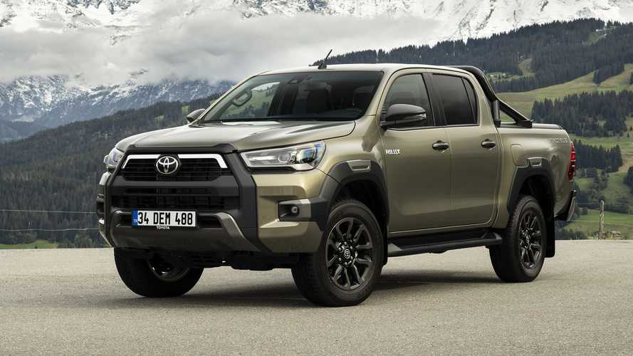 Toyota Hilux Invincible, Il test drive