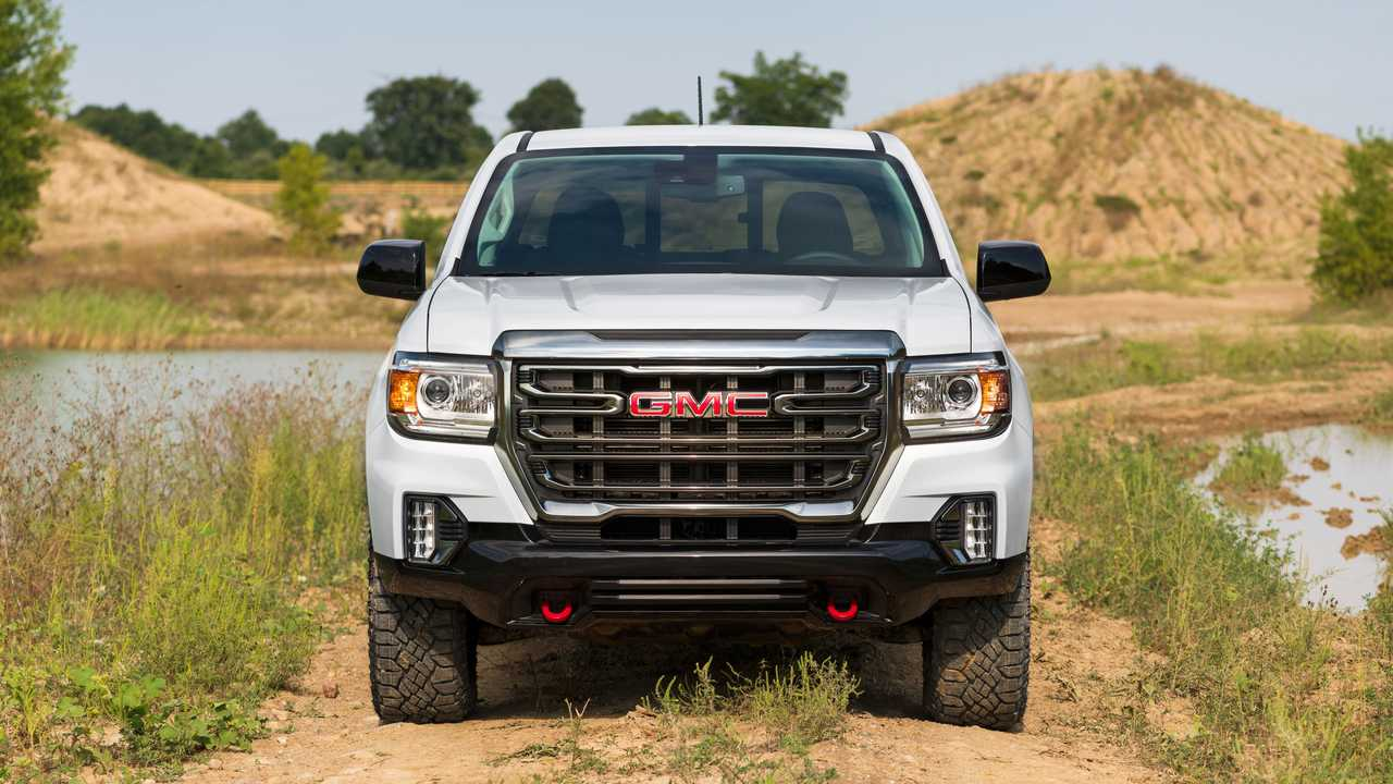 More hardcore GMC Canyon could be under development