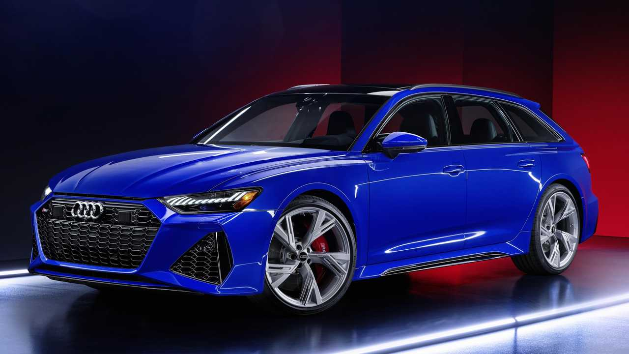 Audi RS 6 Avant 'RS Tribute Edition'
