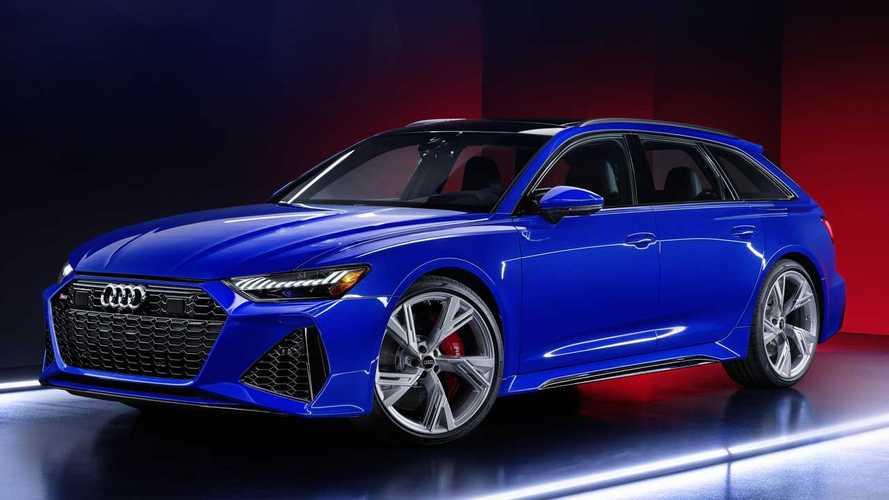 Audi RS 6 Avant RS Tribute Edition: Blaumann für die USA
