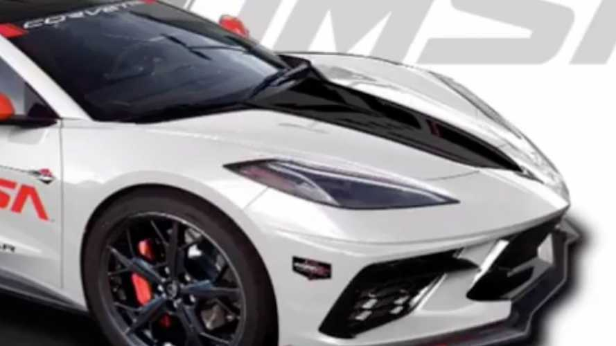 Jake Stinger Stripe Coming To Chevy Corvette C8 Soon