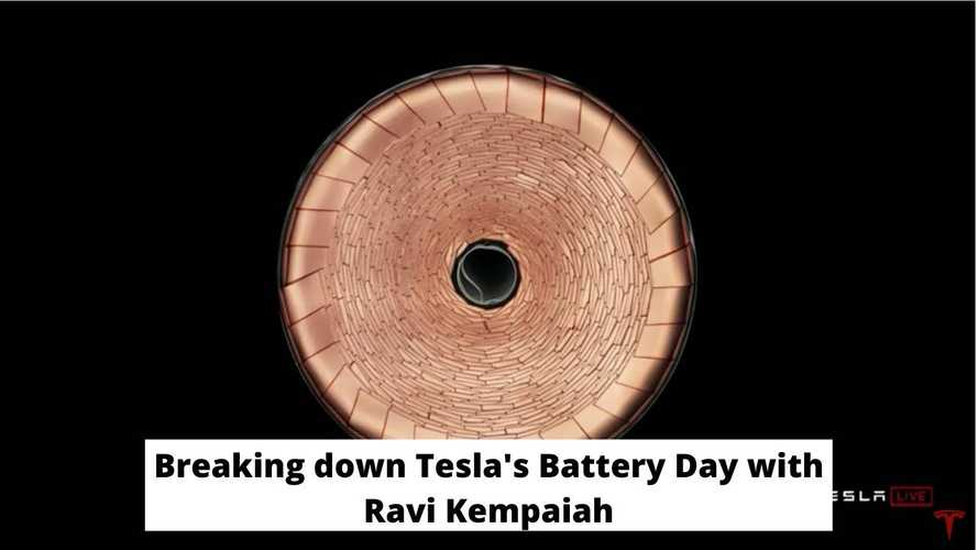 Breaking Down Tesla's Battery Day With Industry Researcher Ravi Kempaiah