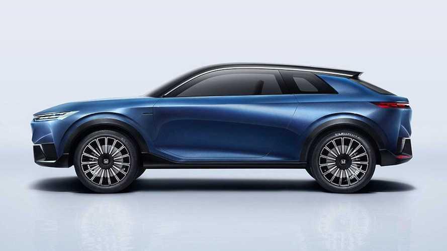 Honda показала предвестника своего второго электромобиля