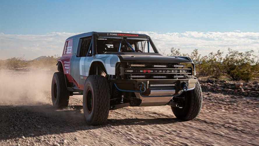 Ford Bronco, i 6 progetti più folli