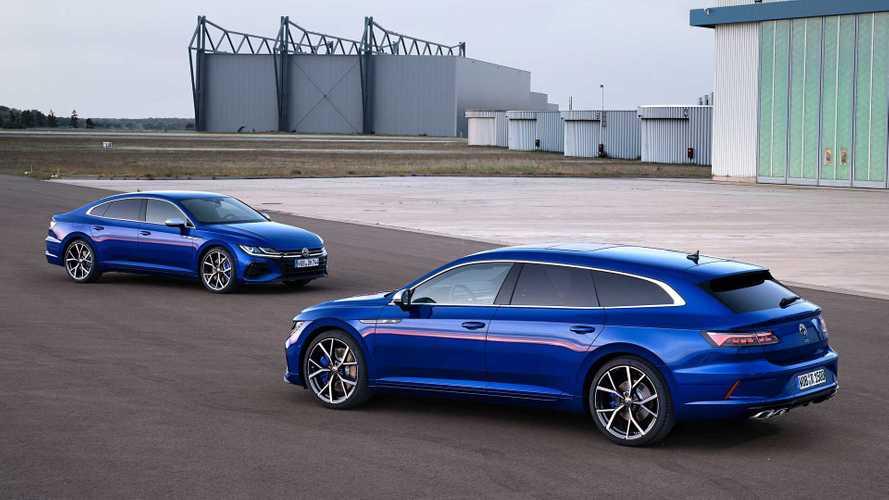 VW Arteon R und Arteon Shooting Brake R: Die Preise