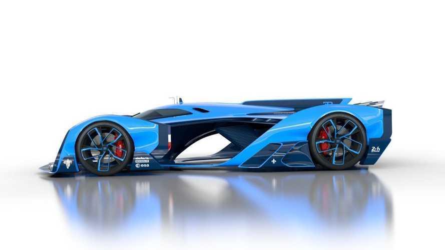 Bugatti pourrait présenter une hypercar électrique le mois prochain