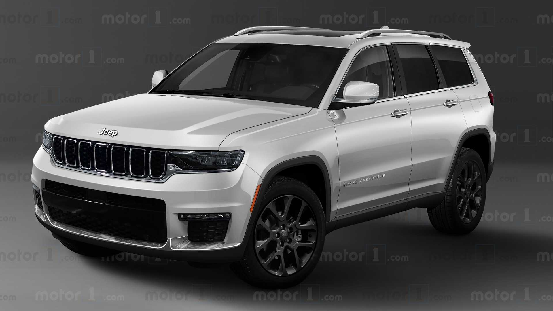 5 Jeep Grand Cherokee: Everything We Know