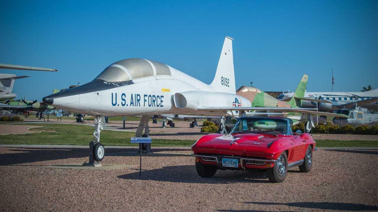 Wings Wheels Photoshoot C2 Corvette
