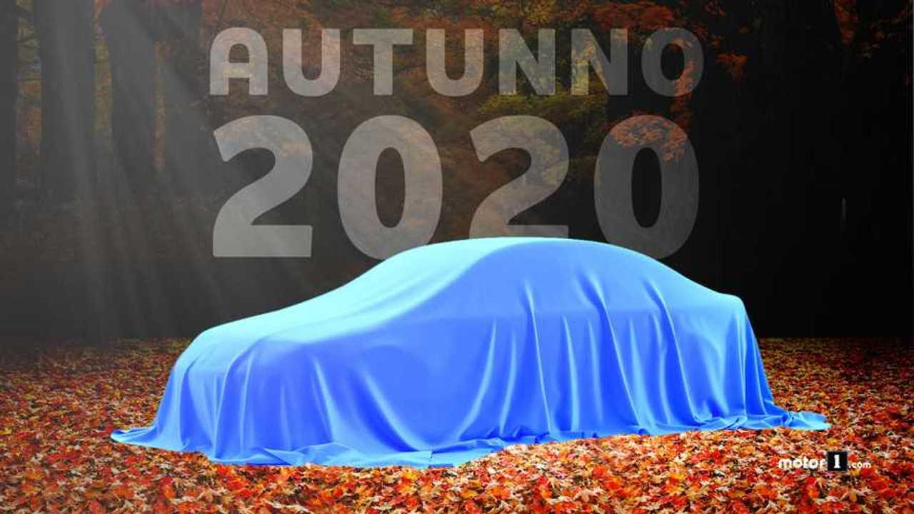 Novità auto autunno 2020