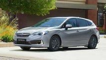 Subaru Impreza (2021): Verbessertes CVT-Getriebe für die e-Boxer-Version