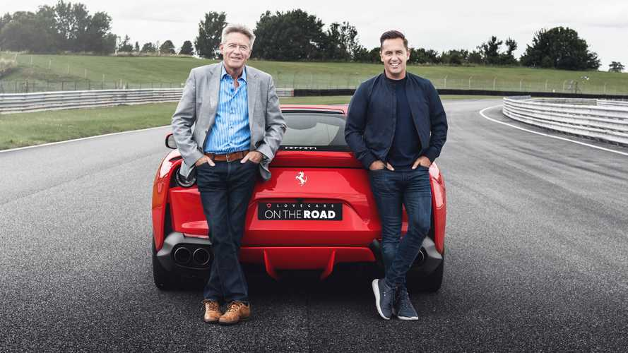 Tiff Needell is back with a new show on ITV4